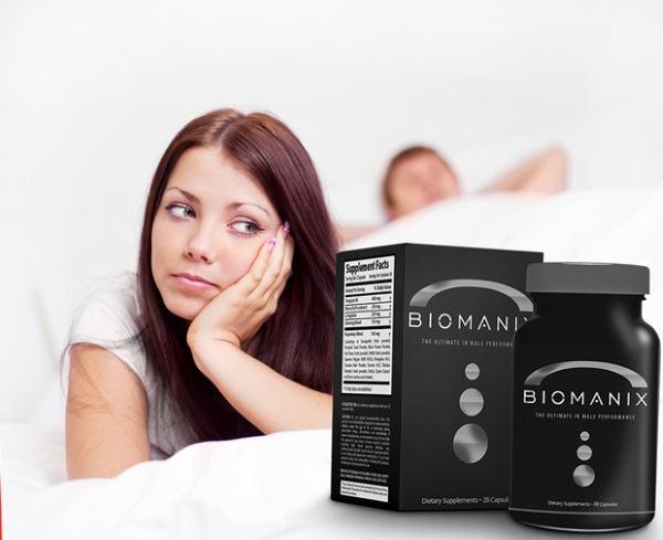 Биоманикс обеспечивает естественную выработку гормона тестостерона