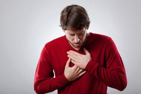 Боль в грудной клетке при глубоком вдохе