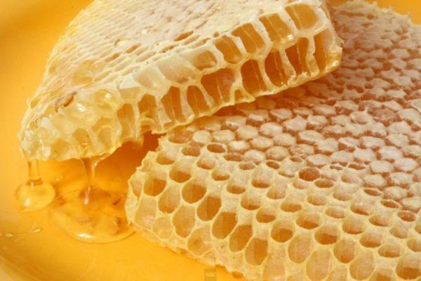 Есть мед можно только после обеда