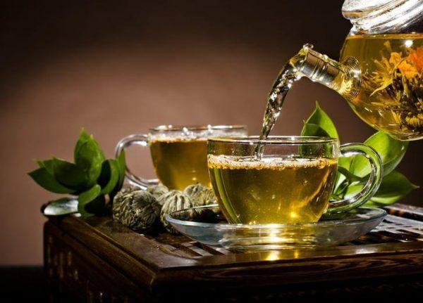 Зеленый чай полезен гипотоникам