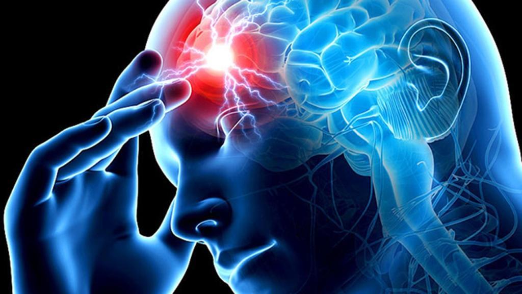 Инсульт левой стороны: последствия, как распознать инсульт ...
