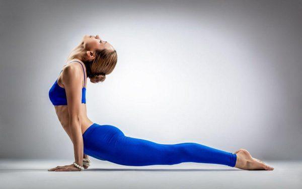 Йога позволяет активировать местные обменные процессы в тканях спины