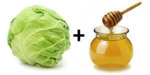 Компресс из капусты и меда восстанавливает подвижность в суставах и уменьшает болезненные ощущения