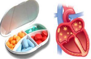 Лечение мерцательной аритмии: препараты и применение