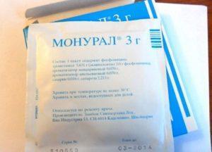 """""""Монурал"""" эффективен не только при цистите"""