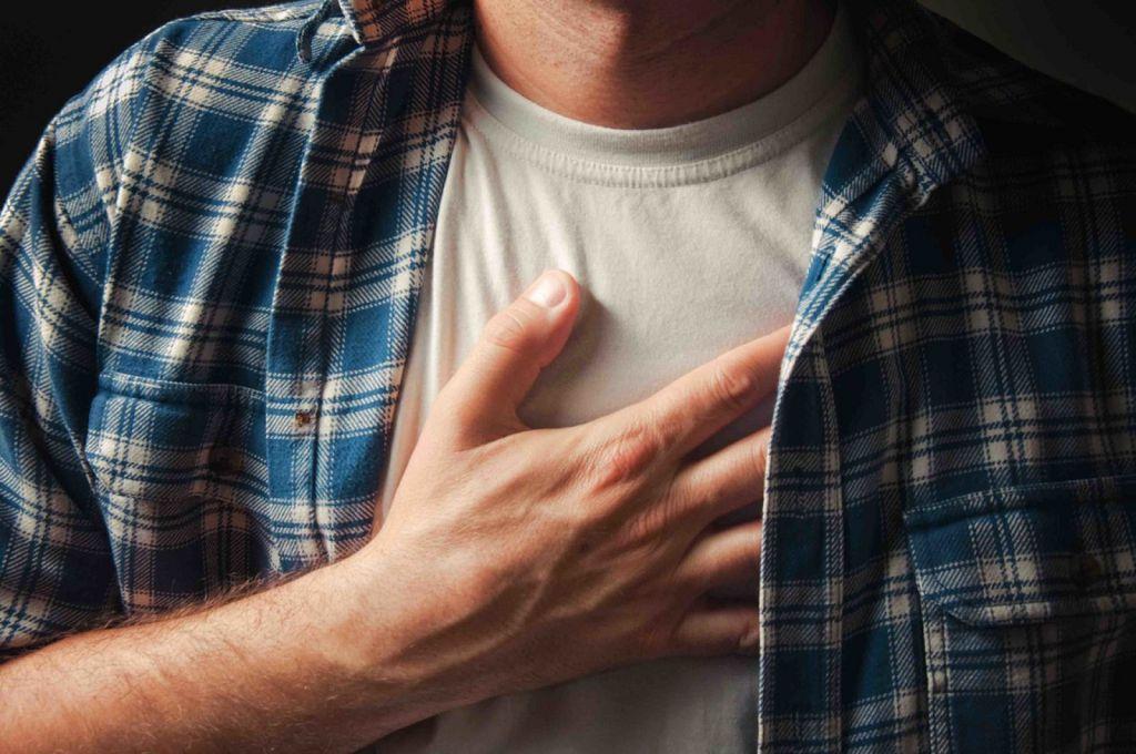 Затруднение дыхания при остеохондрозе шейного отдела позвоночника