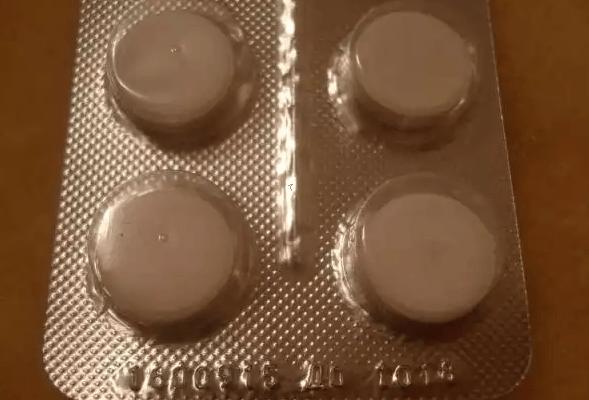 Пейте таблетки только в крайнем случае