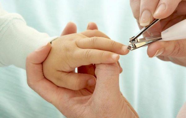 Подстригайте ногти