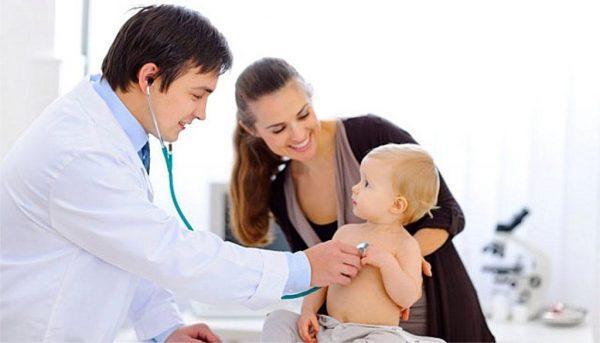 Приём любых лекарственных средств необходимо согласовать с педиатром