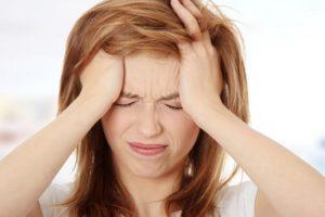 Постоянные нервные переутомления приведут к заболеваниям кожи