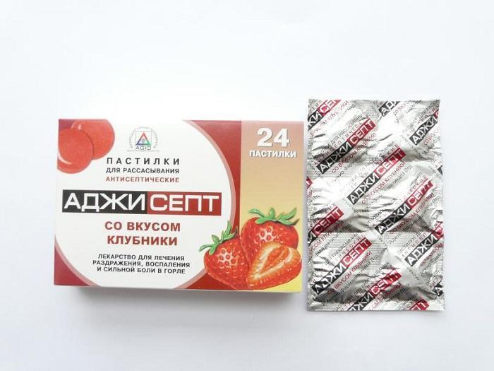 Препарат Аджисепт показывает отличный результат в лечении бактериологических инфекций