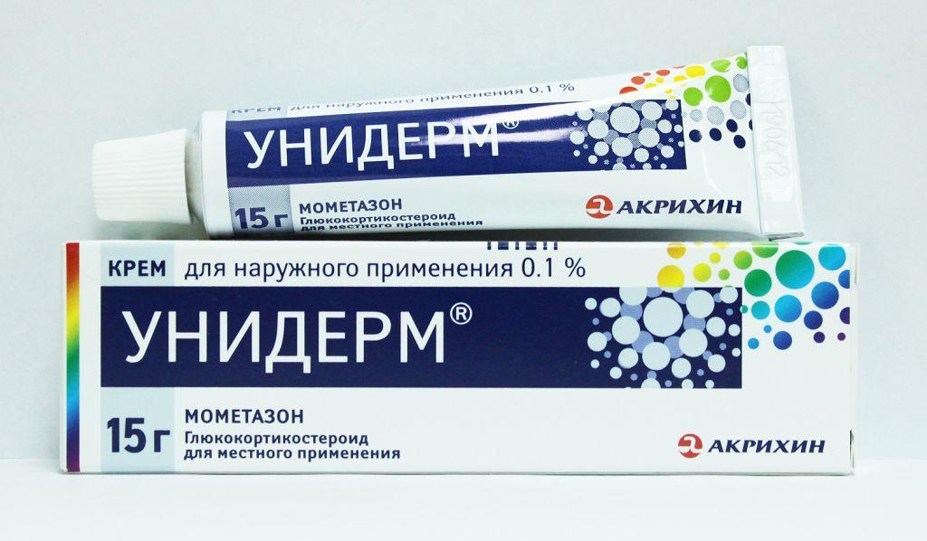 Препарат от псориаза Унидерм
