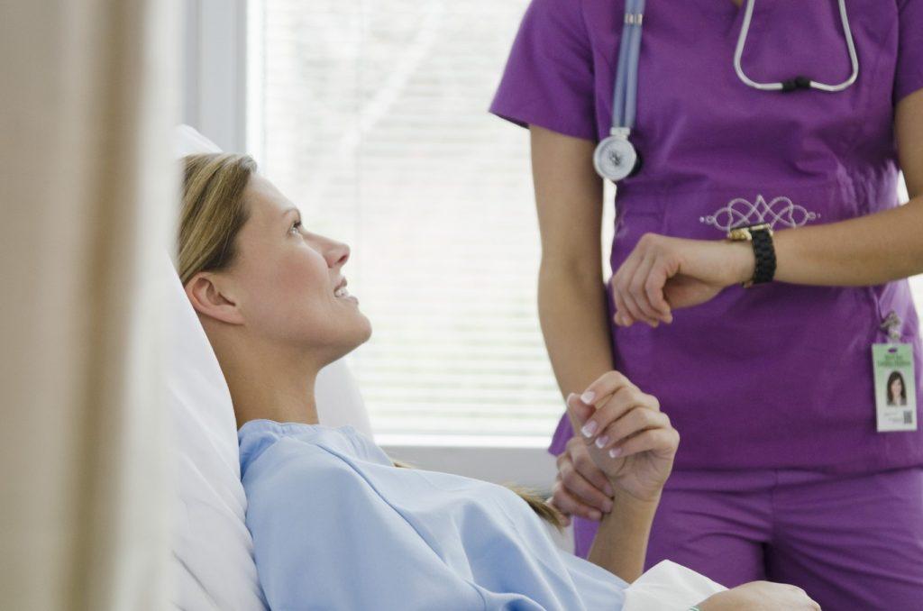 При нарушениях работы сердца главное вовремя обратится к врачу