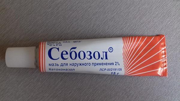 Противогрибковое средство Себозол