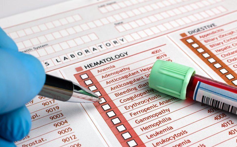 Анализ крови на уровень MPV – что означает результат