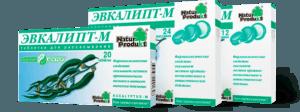 Таблетки для рассасывания Эвкалипт-М