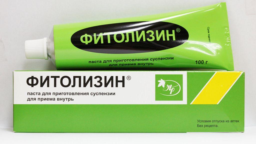 Фитолизин используется для подавления симптомов цистита