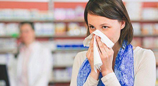 что можно беременным от аллергии на коже