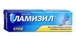 «Ламизил» крем