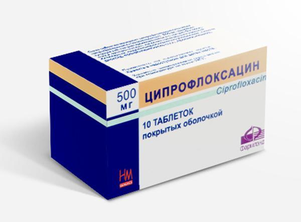 «Ципрофлоксацин»
