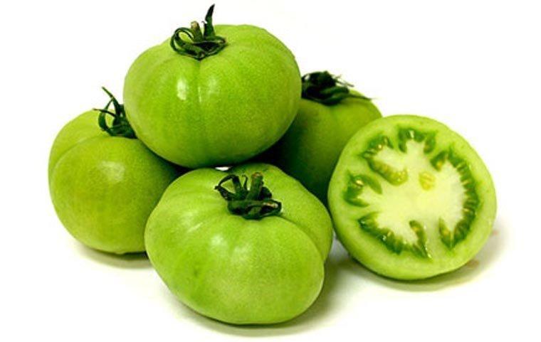 Зеленые помидоры можно использоваться для лечения варикоза