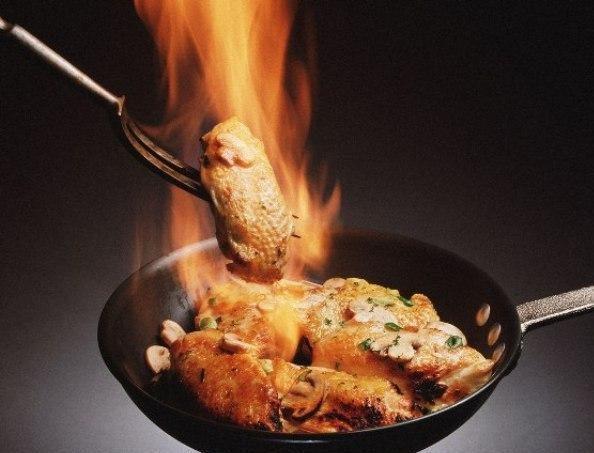 Не употребляйте слишком горячую пищу