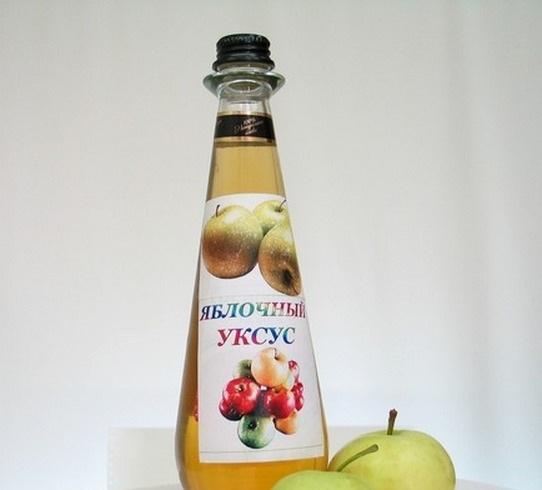 Яблочный уксус: способы применения при варикозе
