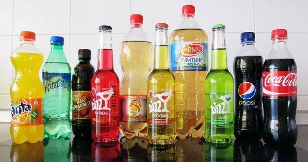 Откажитесь от газированных напитков