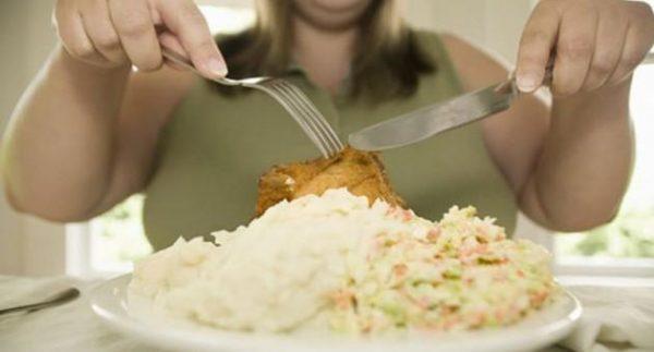 Переедание даже разрешенными продуктами не пойдет на пользу