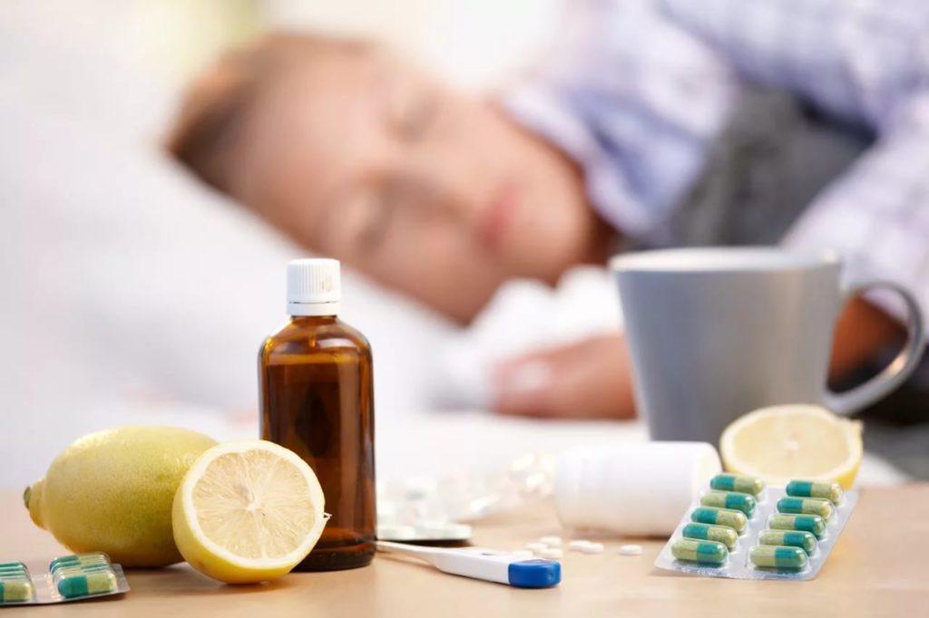 Таблетки от орви и гриппа