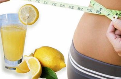 Лимон способствует сгоранию жировых клеток