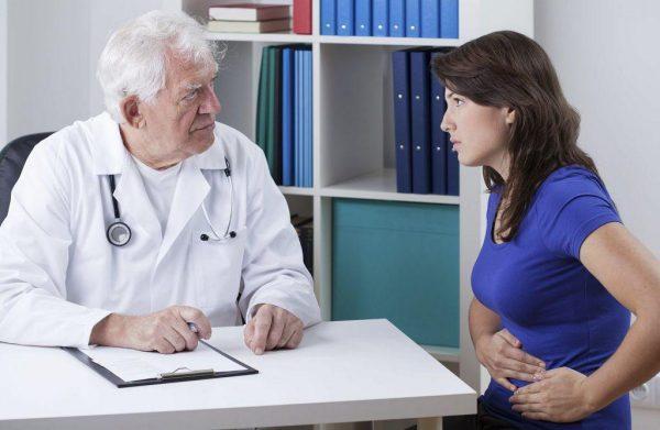 При появлении первых симптомов заболевания, нужно сразу обращаться к врачу