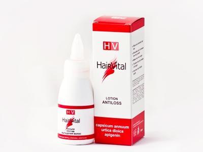 Hair Vital лосьон против выпадения волос