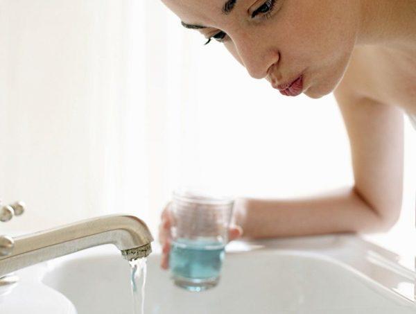 В время лечения необходимо следить за гигиеной полости рта