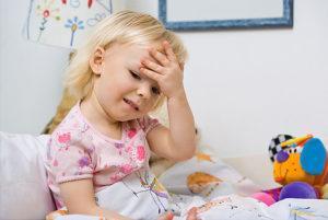 В случае ухудшения самочувствия ребенка необходимо прекратить прием препарата и обратиться к врачу