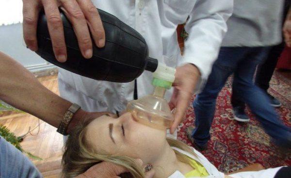 При острой форме токсического гепатита может случится потеря сознания