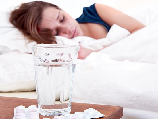 Необходим постельный режим и полное отсутствие физических нагрузок