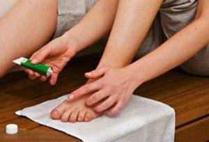 Средства наружного применения эффективны только на ранней стадии заболевания