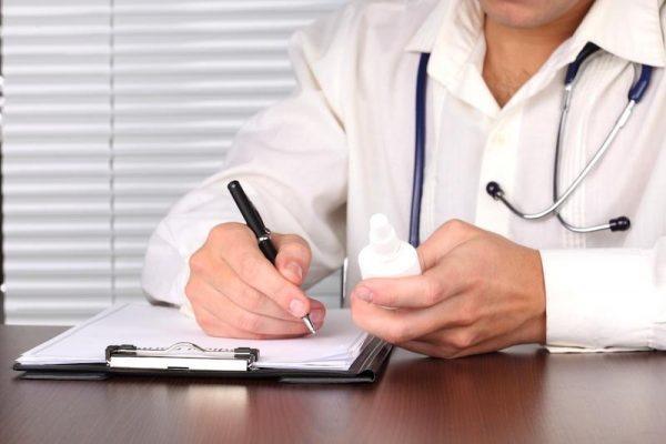 Схему лечения должен подбирать квалифицированный врач