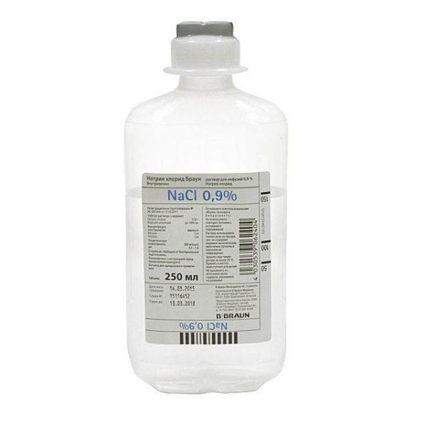 Натрий-хлорид - эффективное средство для профилактики гайморита