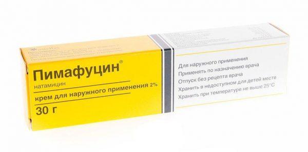 Пимафуцин крем для наружного применения