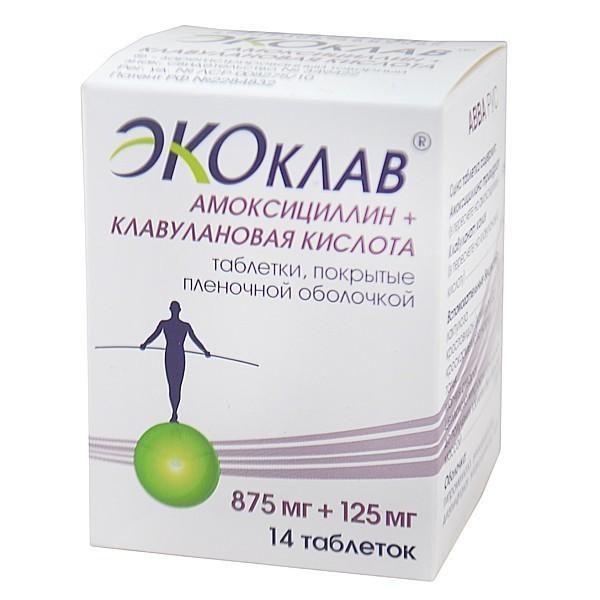 Препарат Экоклав
