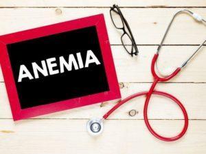 Причины анемии у женщины