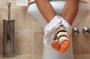 Причины острой диареи