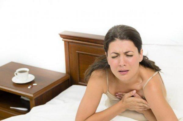 Причины тахикардии у женщин