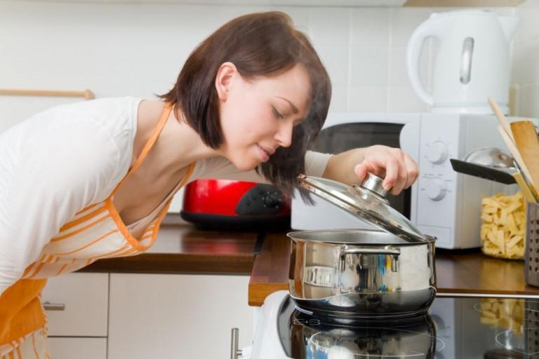 При диарее лучше есть вареную пищу