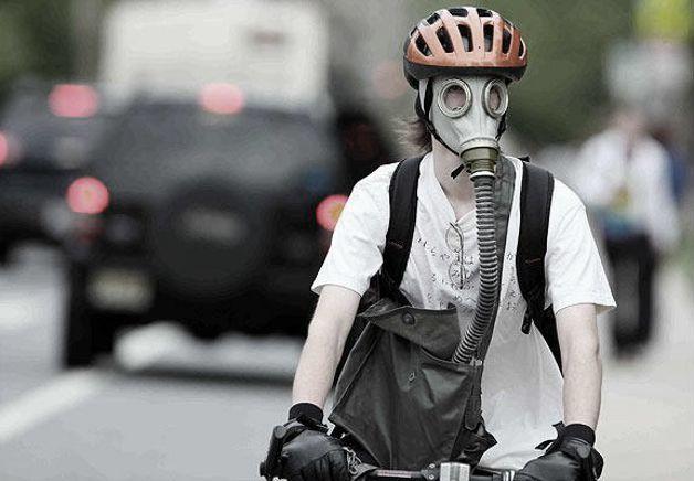Жители больших городов чаше подвержены заболеванию астма