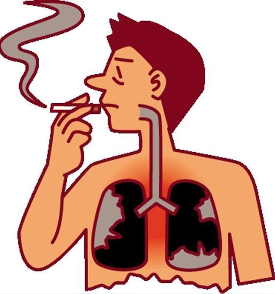 Курение может стать причиной появления астмы