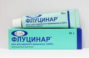 """Мазь """"Флуцинар"""""""