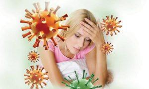 Одной из причин появления красного лишая является сниженный иммунитет